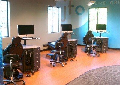 Chairside iMacs