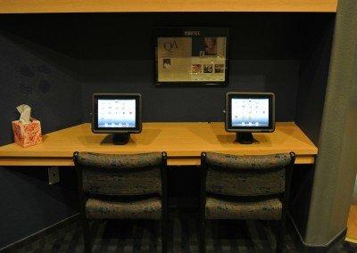 iPad Game Center