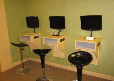 Game Center Stations